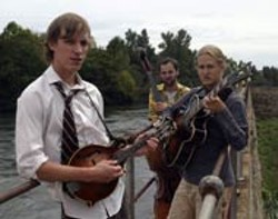 Steel String Theory plays Saturday at The Evening - Muse