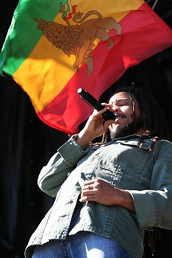 Stephen Marley (Echo Project, Atlanta, Oct. 12-14)