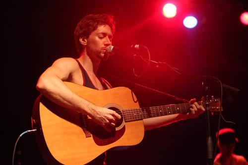 Stephen Warwick at the Neighborhood Theatre on June 18.