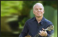 Comedian Steve Martin finds musical success