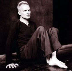 Sting, sans Jaguar