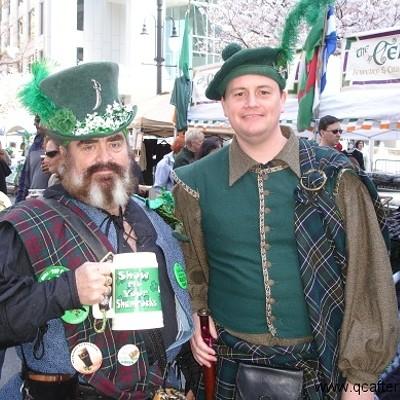 St. Patrick's Day Parade, 3/21/09
