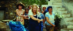 UNIVERSAL - STREEP THROAT: Meryl Streep leads the musical charge in Mamma Mia!