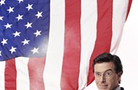 Study: Conservatives think Colbert is one of them