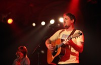 Live photos: Sturgill Simpson, Chop Shop (11/7/2014)