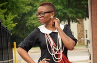 Style stalking Davita Galloway