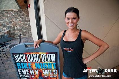 Suck Bang Blow 8/31