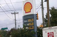 Why are gas prices so high in Charlotte?