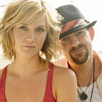 Sugarland kicks off Verizon Wireless Amphitheatre season tonight (4/27/2012)