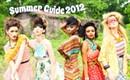 Summer Guide 2012: A fashion photo shoot gone wild