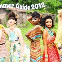 Summer Guide 2012: A fashion photo shoot gone wild