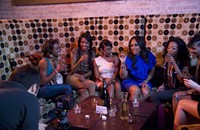 Photos: Sunshine Anderson's video shoot at the Sunset Club