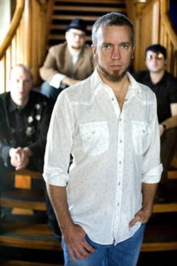 ERIC SUTTON - SWAMP STYLE: JJ Grey & Mofro