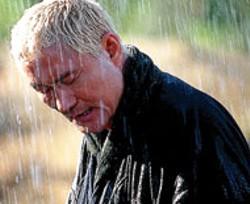 MIRAMAX - SWINGING IN THE RAIN Takeshi Kitano immerses - himself in the role of the legendary blind swordsman - Zatoichi
