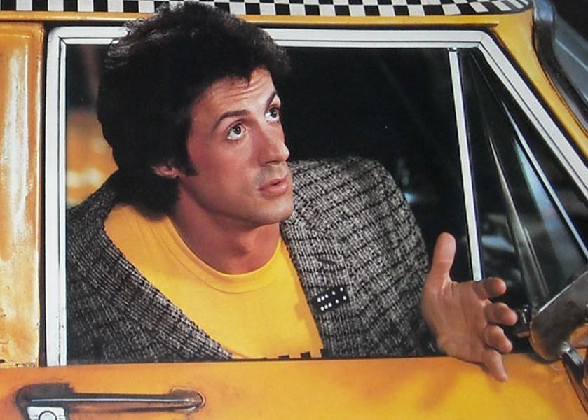 Sylvester Stallone in Rhinestone - FOX