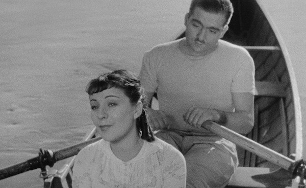 Sylvia Bataille and Georges D'Arnoux in A Day in the Country (Photo: Criterion Collection)