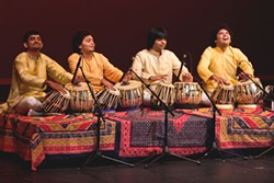 TABLA TALES: Talavya