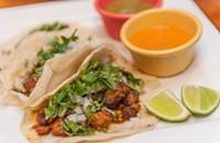 Tiptoe through the tacos at Fonda la Taquiza