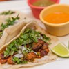 Tiptoe through the tacos at Fonda la Taquiza