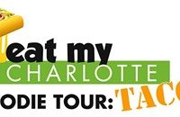 Eat My Charlotte Foodie Tour: Tacos!