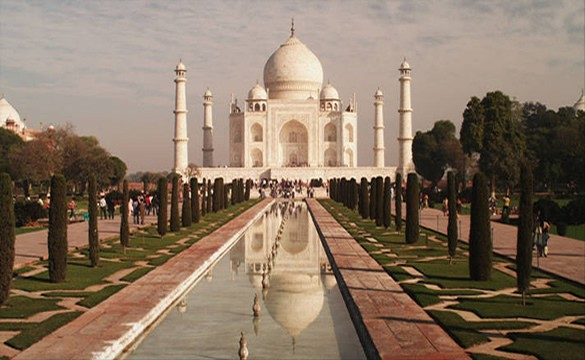 Taj Mahal - Courtesy of Unity Productions Foundation