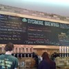 Discovering a pretty enjoyable blonde at Sycamore Brewing