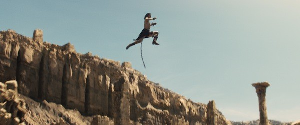 Taylor Kitsch in John Carter (Photo: Disney)