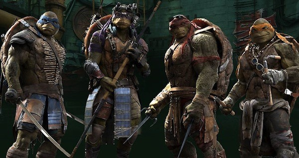 Teenage Mutant Ninja Turtles (Photo: Paramount)