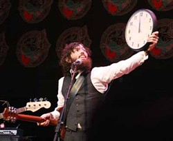JEFF HAHNE - The Avett Brothers at Belk Theater