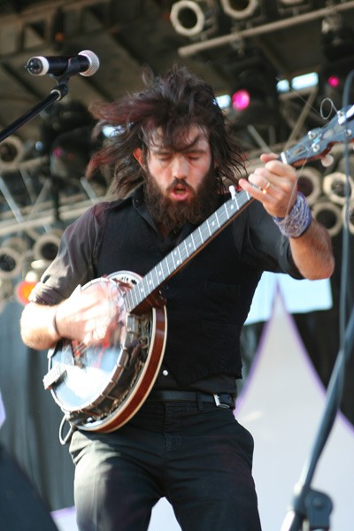 The Avett Brothers (Echo Project, Atlanta, Oct. 12-14)