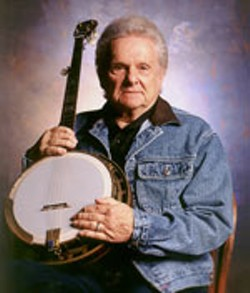 THE PRESS OFFICE - The Banjo Lesson: Ralph Stanley.