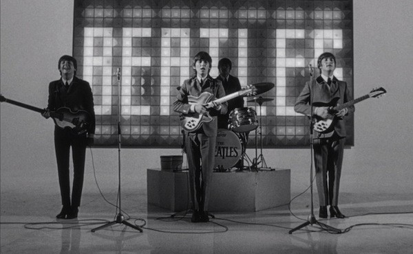 The Beatles in A Hard Day's Night (Photo: Criterion)