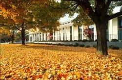 NC TOURISM/BILL RUSS - THE BIG HOUSE: The N.C. Legislative Building