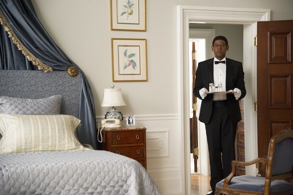 THE BUTLER DID IT: Cecil Gaines (Forest Whitaker) is the White House go-to guy in Lee Daniels' The Butler. (Photo: The Weinstein Company)