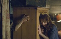 Weekend Film Reviews: <em>The Cabin in the Woods; The Raid: Redemption; The Three Stooges; Tyrannosaur</em>