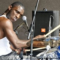 The Cedric Burnside Project brings blues to the Double Door (3/16/2012)