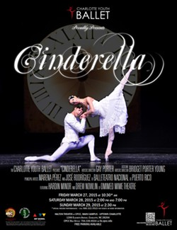 The Charlotte Youth Ballet's Cinderella