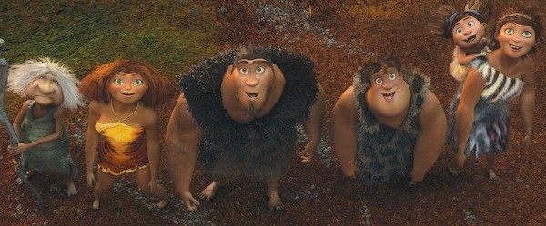 The Croods (Photo: Fox & DreamWorks)