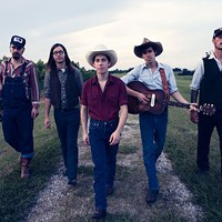 The Deslondes brand of big easy blues