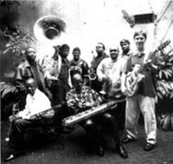 C. TAYLOR CROTHERS - THE DIRTY DOZEN BRASS BAND