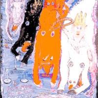 THE FOUR HORSEMEN by William Thomas Thompson