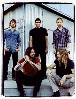 STEVE GULLICK - THE FRESHMAKERS: Foo Fighters