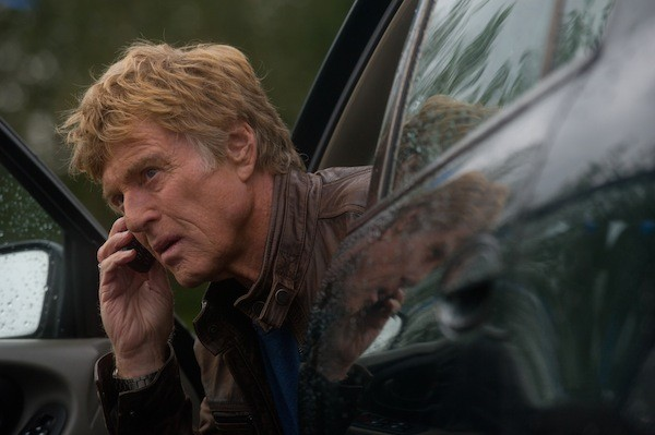 THE FUGITIVE: Jim Grant (Robert Redford) is a wanted man in The Company You Keep. (Photo: Sony Pictures Classics)