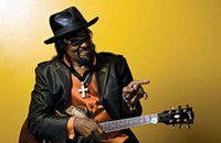 N.C.-born funk man Chuck Brown dies at 75