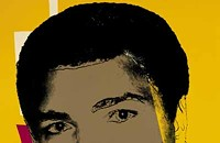 Andy Warhol exhibit: Flake, poseur & king