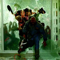 UNIVERSAL - THE HATEFUL DEAD: The zombies come calling in Land of the Dead