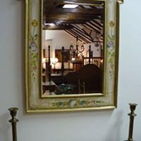 The haunted mirror inside Antique Kingdom