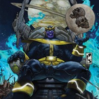 The importance of being Thanos, Part 1