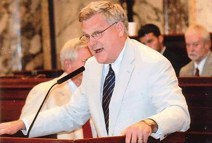 The latest political knothead: Mississippi's Alan Nunnelee