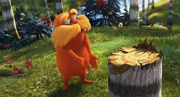 The Lorax (Photo: Universal)